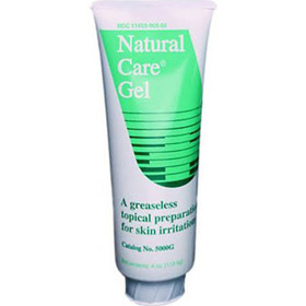 Natural Care Gel - 1/2 Oz. Tube