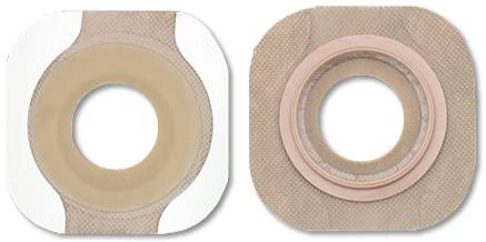 New Image Flextend Skin Barrier w/ Floating Flange and Tape (Pre-Cut)