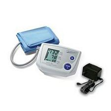 Blood Pressure Monitor, Electric 1-Step, Large Cuff