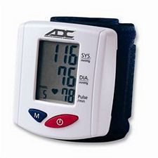 Advantage Portable Wrist Blood Pressure Monitor
