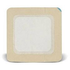 ConvaTec CombiDerm ACD Cover Dressing - 8 x 8 Squares (5/Box)