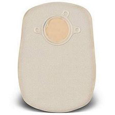 Natura 2-Piece Closed Pouch w/ 2-Sided Comfort Panel, Filter - Opaque (1-1/2 in.)
