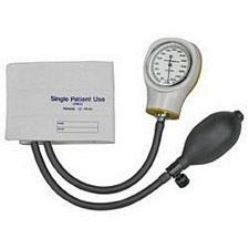 Single-Patient Use Sphygmomanometer (5/Box)