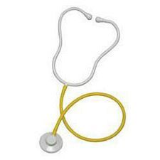 Deluxe Single Patient Use Stethoscope- Adult