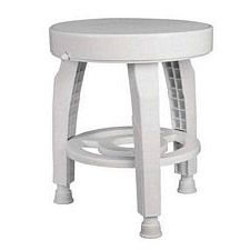 Shower Stool w/ 360 Rotating Seat