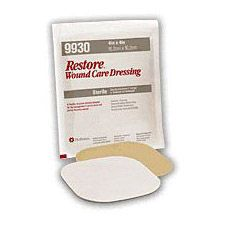 Hollister® Restore Wound Care Dressing - 4 x 4in.