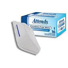 Attends Guards For Men - 12.5 in. (20/Pack)