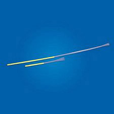 Rochester All-Silicone Antibacterial Personal Intermittent Catheters - Male (16 in. Length)