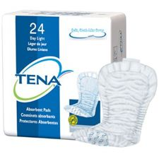 TENA® Day Light® Pad w/ Gathers