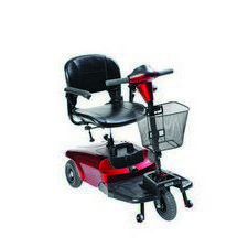 Bobcat 3-Wheel Red Compact Scooter