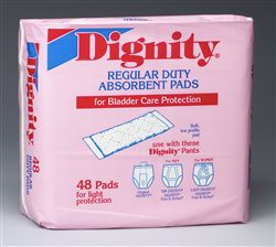 Dignity Pads - Regular Duty