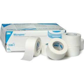 3M™ Micropore™ Surgical Tape - 1in. x 10yd. Roll