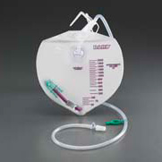 Bard® I.C. Drainage Bag with Anti-Reflux Chamber and Microbicidal Outlet