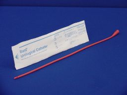 Bard® Red Rubber All-Purpose Urethral Catheter - 14Fr.
