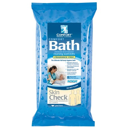 Comfort® Personal Cleansing Bath