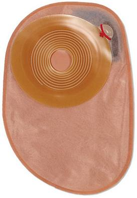 Coloplast® Assura® 1-Piece Closed Pouch, Closed Maxi Pouch, (8 1/2in.) - Stoma 13/16in.