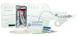 Self-Cath Closed System Straight Tip - Kit
