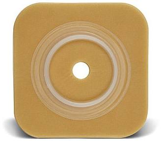 Natura Durahesive 6 x 6 in. Wafer w/ Flange - (Cut-to-Fit) 4 in.