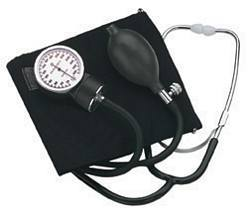Self-Taking Home Blood Pressure Kit, Large Adult