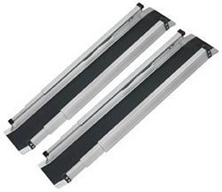 5 Ft. Telescoping Adjustable Wheelchair Ramps (1 Pair)