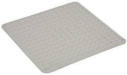 No-Skid Shower Mat w/ Drainage Holes