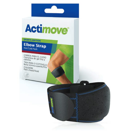 Actimove® Elbow Strap (Hot/Cold Pack)
