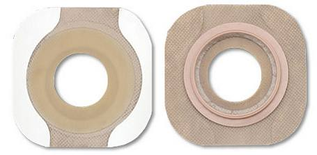New Image FlexWear Skin Barrier w/ Floating Flange and Tape (Pre-Cut)