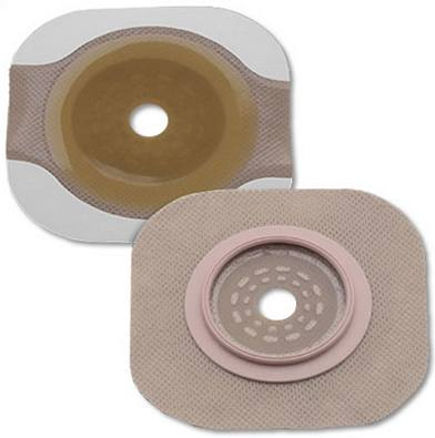 New Image Flextend Skin Barrier w/ Floating Flange and Tape (Cut-to-Fit)
