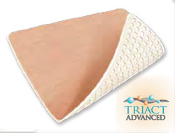 Hollister Restore Triact Technology Foam Dressing w/o Border - 4 x 4 in.