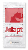 Adapt Lubricating Deodorant - .27 Oz. Single Use Packet