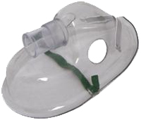 Reliamed Aerosol Pediatric Mask - Elong with Strap