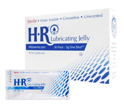 HR Pharma Lubricating Jelly (3gm Foil Pack)