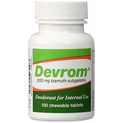 Devrom Chewable Tablets