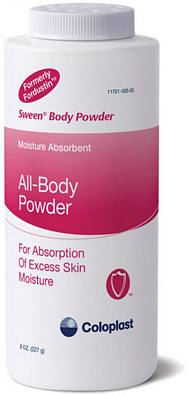 Coloplast® Fordustin® Body Powder - 8 Oz.