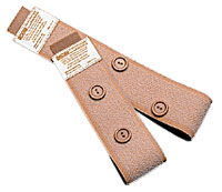 Fitz-All® Fabric Leg Bag Straps w/ Buttons