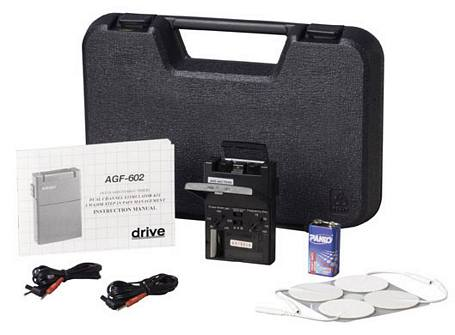 Drive Medical TENS Unit - Dual Channel with Timer