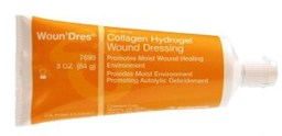 Coloplast® Woun'Dres® Collagen Hydrogel - 3 oz (85 g) Tube