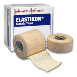 Johnson & Johnson Elastikon Tape (1 in. x 2.5 yd)