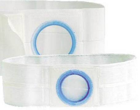 Nu-Form 8 in. Left Ostomy Support Belt w/ Cool Comfort (41 - 46 in.)