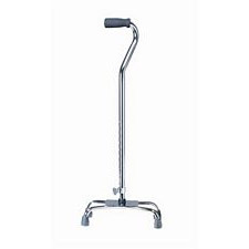 Quad Cane with Large Base