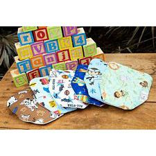 C&S Pouch Covers For Boys - Large Length (Set of 6)