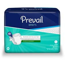 1st Quality® Prevail Full Fit Adult Briefs (Large)