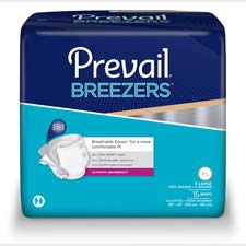 Prevail Breathable Breezer Briefs (X-Large)