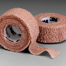 3M™ Coban™ Self-Adherent Wrap - 1in. x 5yds. Roll