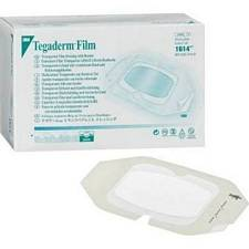 Tegaderm Transparent Film Dressing - 6 in. x 8 in. (10/Box)