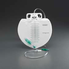 Bard® Urine Drainage Bag with Anti-Reflux Chamber - 2000ml