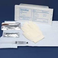 Bardia® Insertion Tray (5cc)