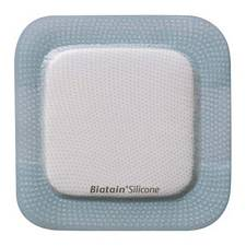 Baitain Silicone Lite Foam Dressing (5 x 5 in.)