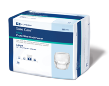 Sure Care Ultra Protective Underwear - Large (44 - 54)