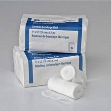 Covidien Dermacea Stretch Bandage Roll - 3 in. X 4.1 yd